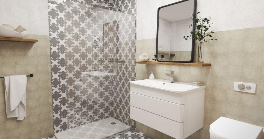 Salle de bains – ambiance nature